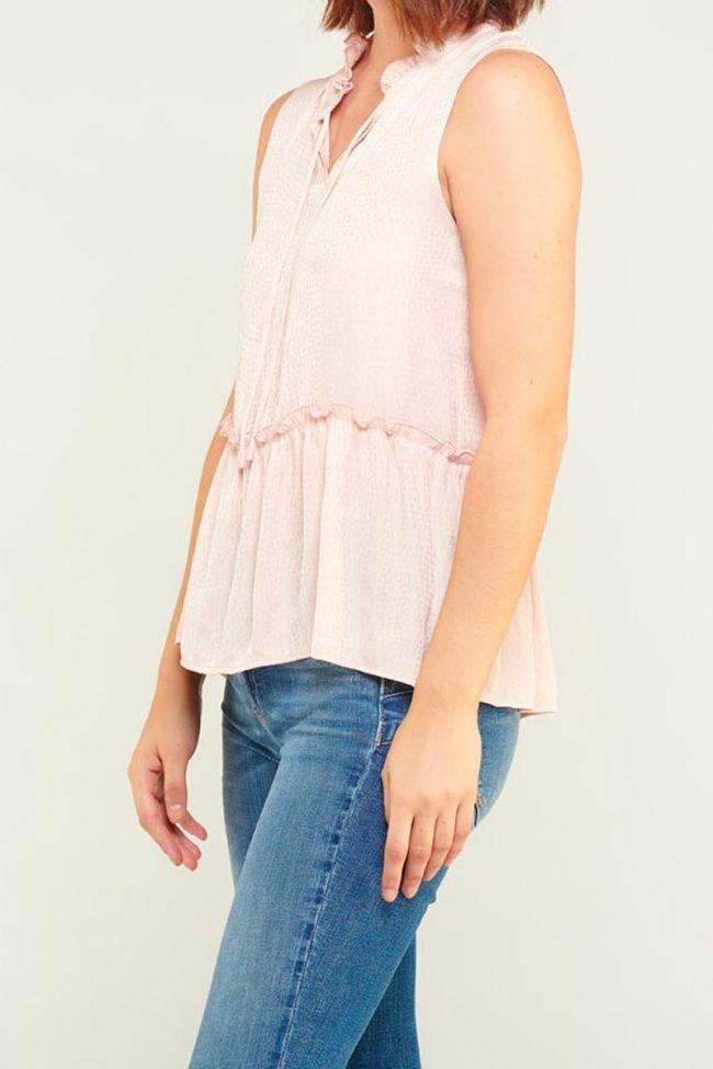 Light pink Boop top