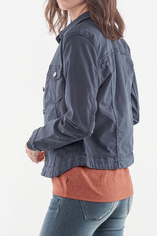 Lilly navy blue denim jacket