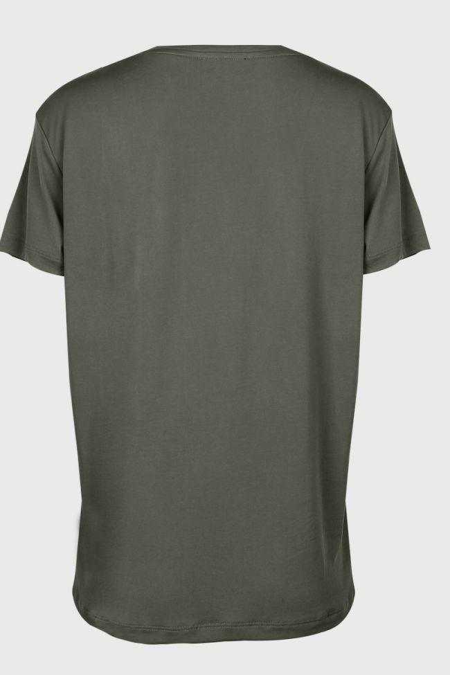 Lola khaki T-shirt