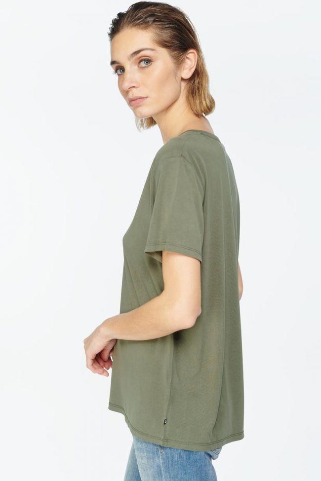 Light khaki Lola t-shirt