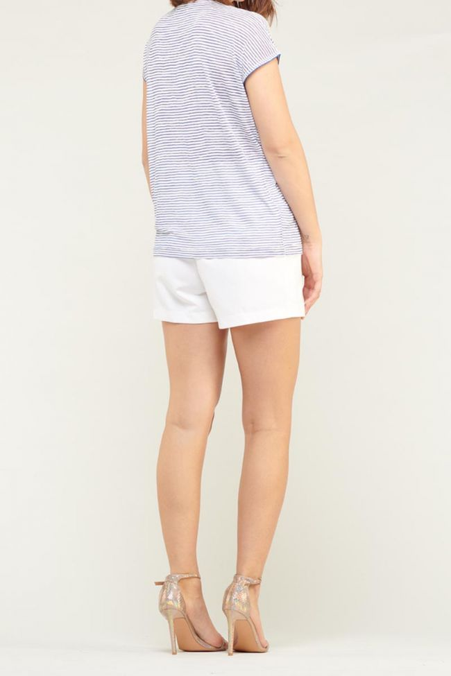 Mila t-shirt with stripes