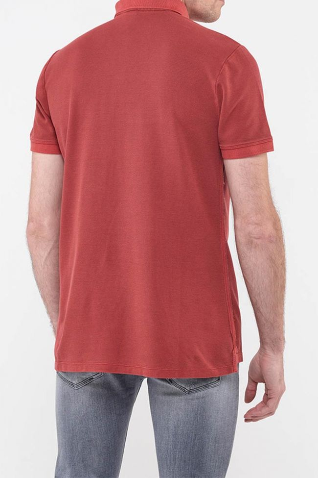 Dylan Red Polo Shirt