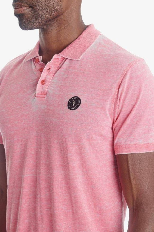 Light pink polo shirt Sully
