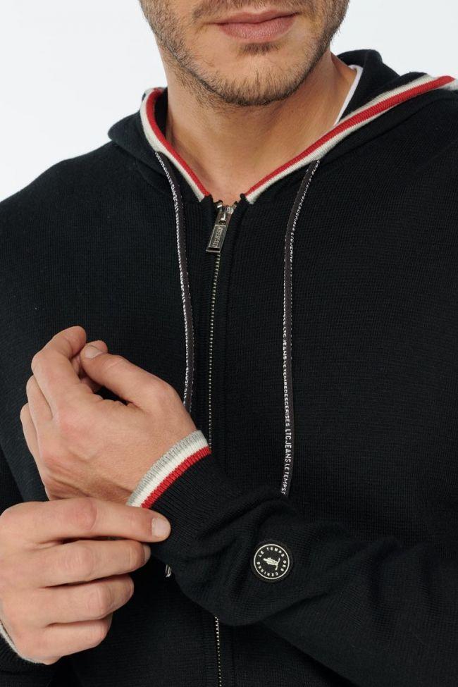 Black Ted sweatshirt