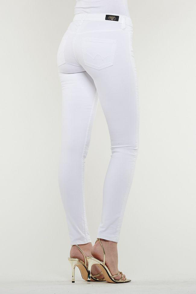 White Slim fit Jeans 300/16