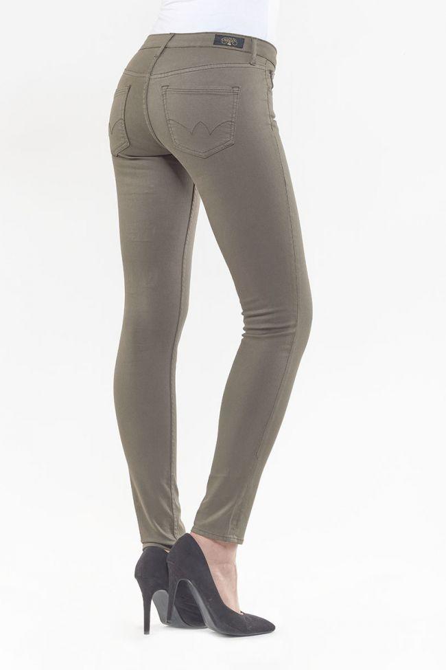 Khaki Skinny Jeans 300/16