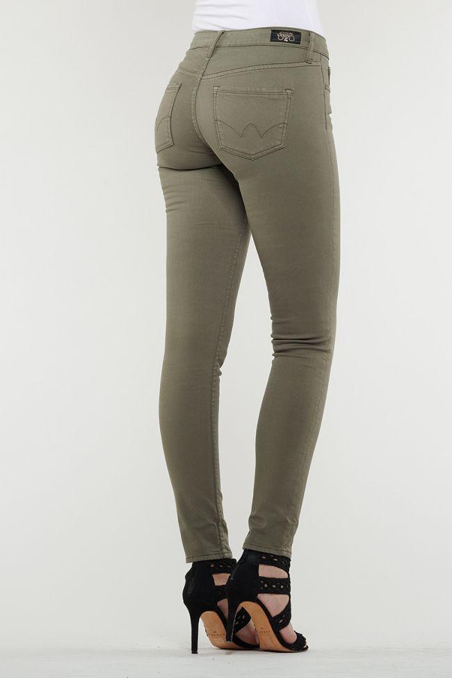 Khaki Slim fit Jeans 300/16