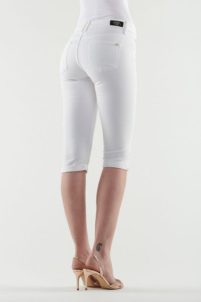 Adva capri white pants
