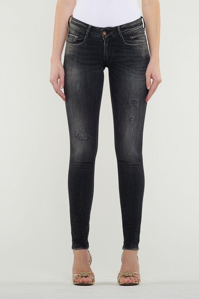 Iwa pulp slim jeans black  N°1