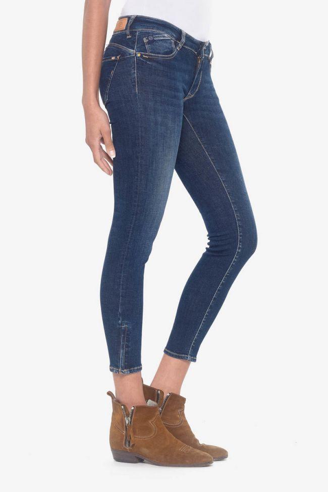 Pulp slim 7/8th jeans blue N°1