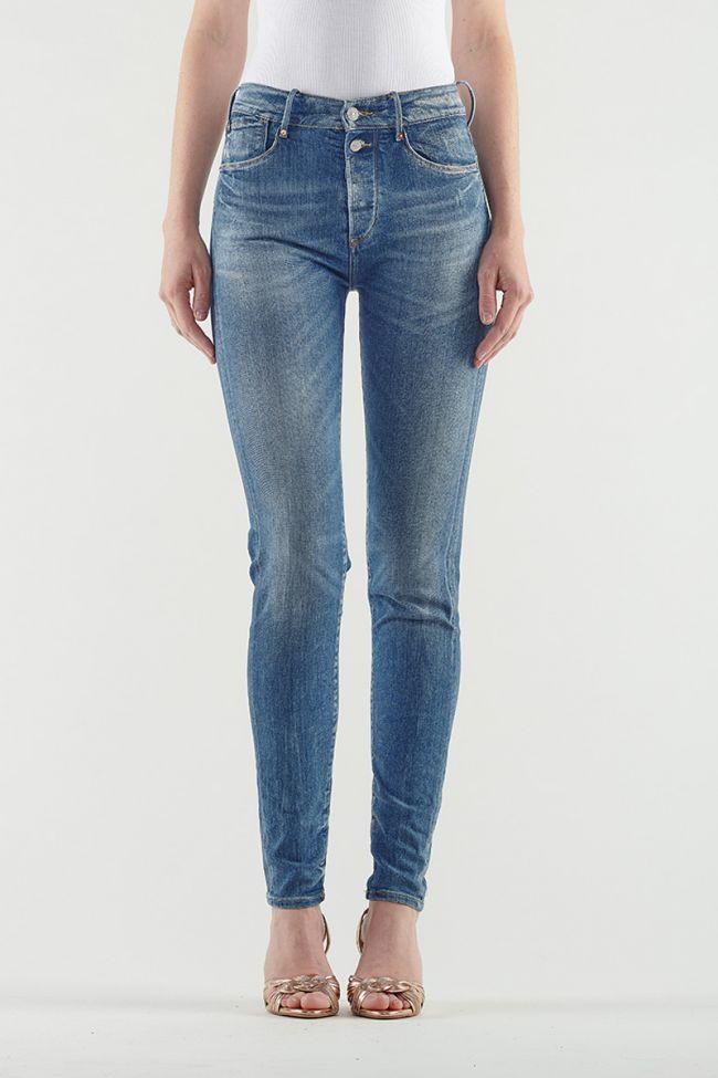 jean power skinny taille haute sibel