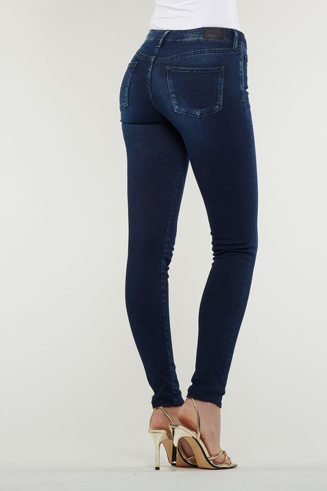 Jeans Ultra Power Skinny Bleu Foncé