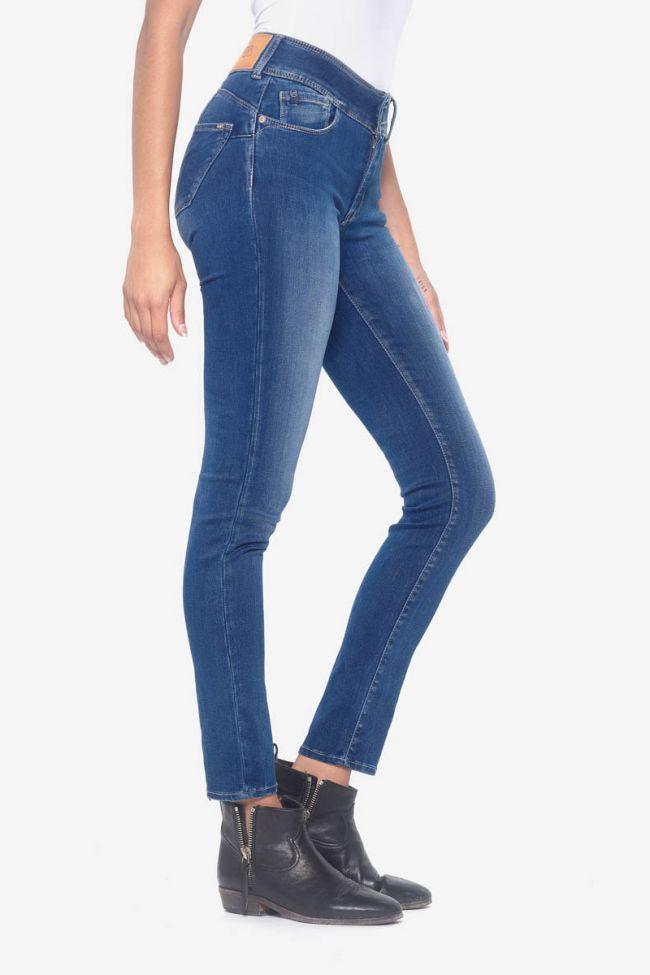 Ultra pulp slim taille haute bleu jeans N°2