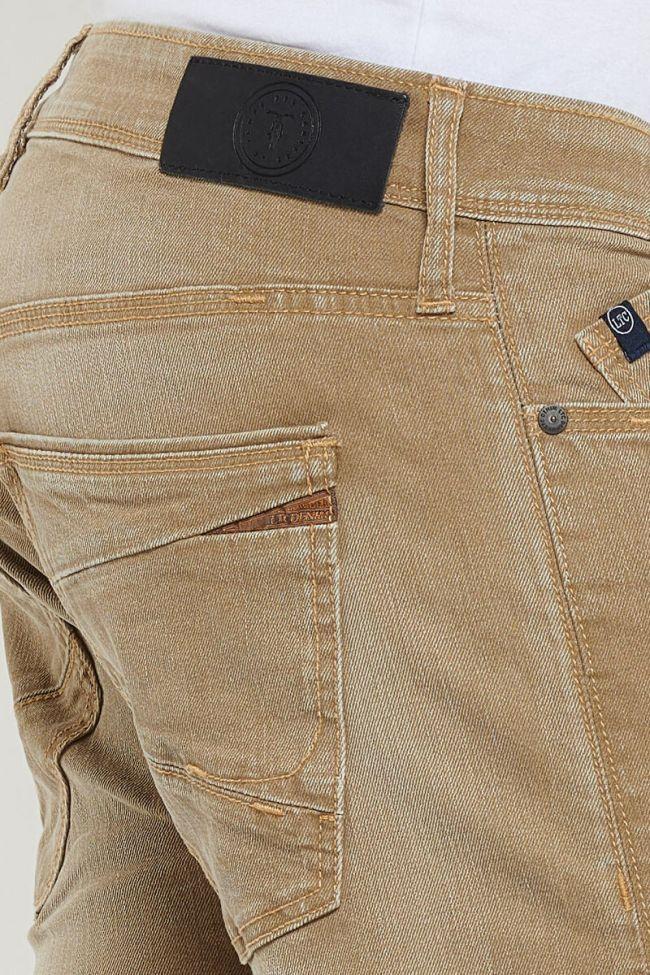 Stretch Skinny Jeans 700/11 Beige