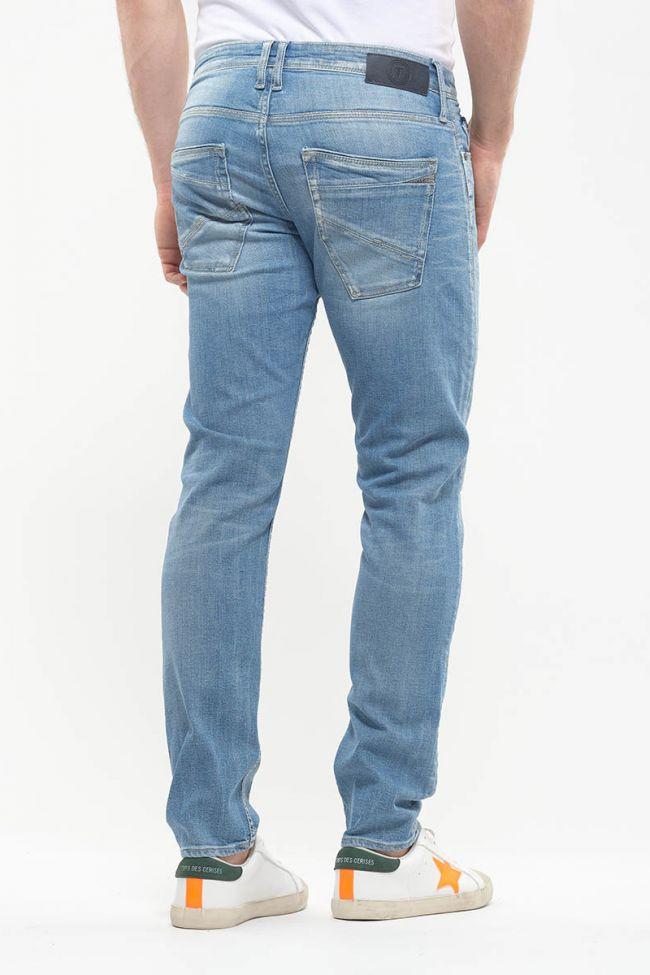Basic 700/11 slim jeans destroy blue N°5