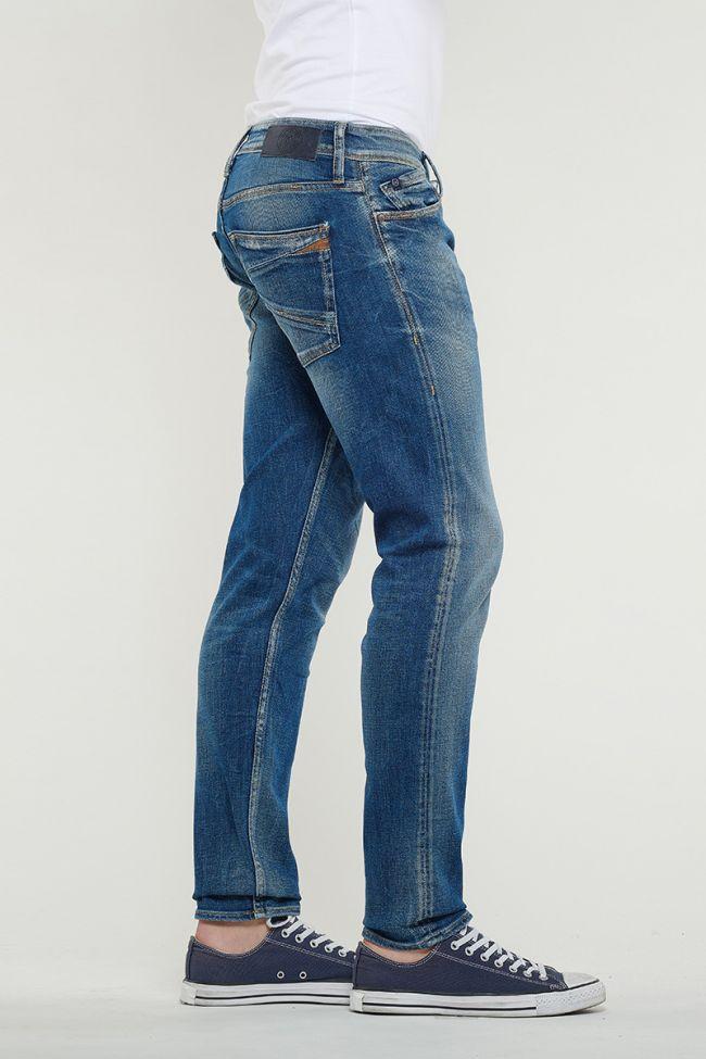 Jeans 700/11 Slim Stretch Bleu