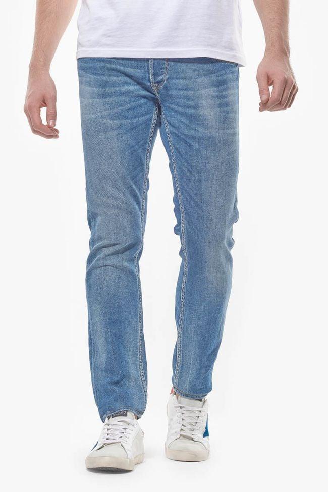 Basic 700/11 slim jeans L32 bleu N°4