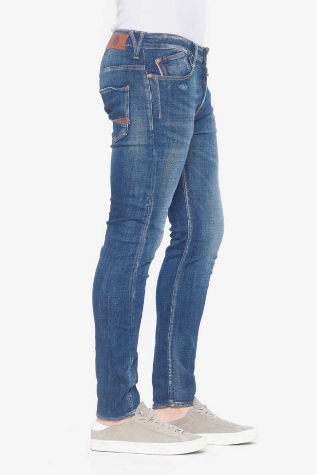 Basic 900/15 tapered jeans bleu N°3