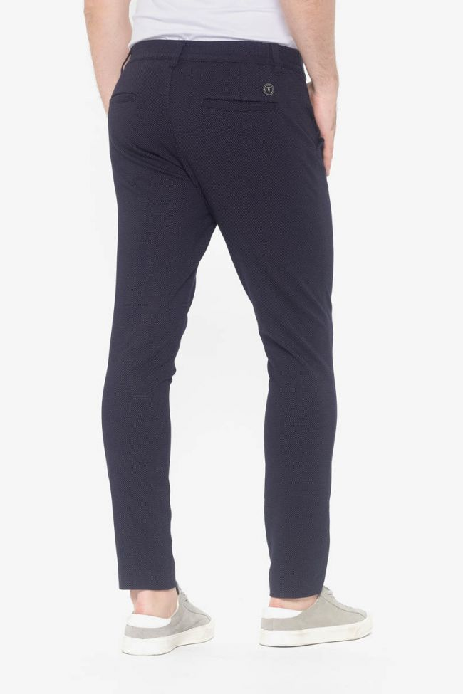 King Navy Blue Trousers