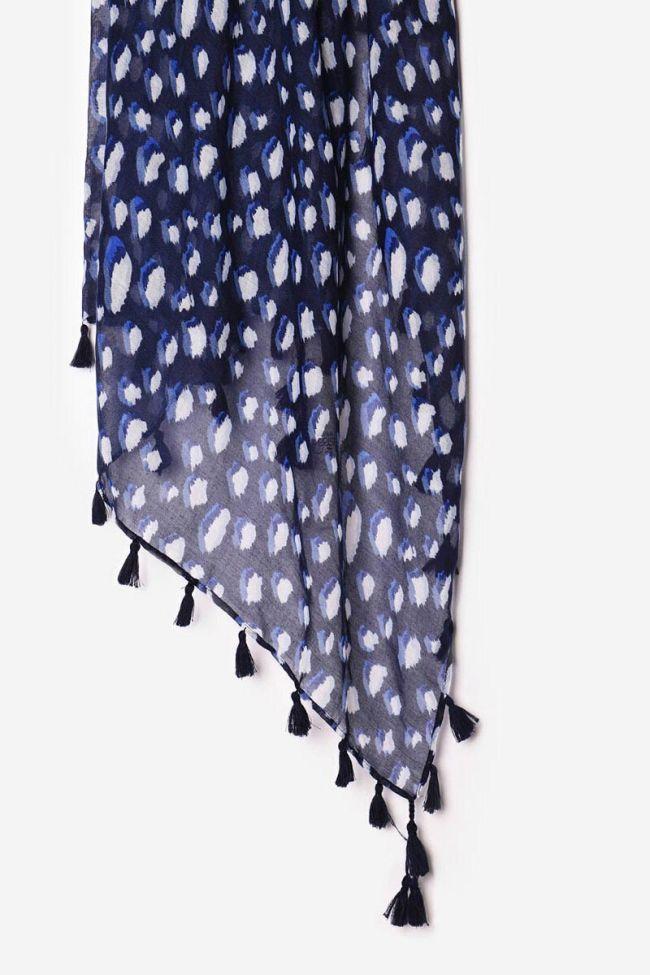 Midnight Adina scarf