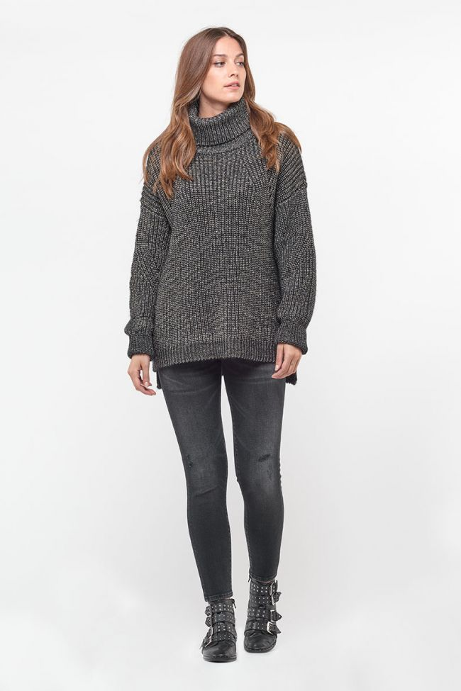 Cash Black Pullover