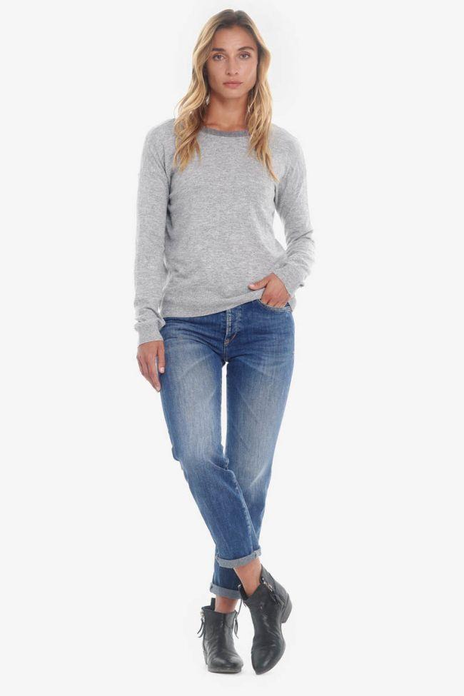 Ebony Grey Pullover