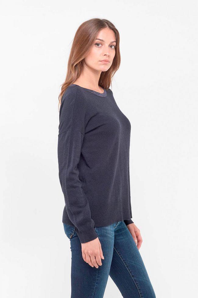 Ebony Night Blue Pullover