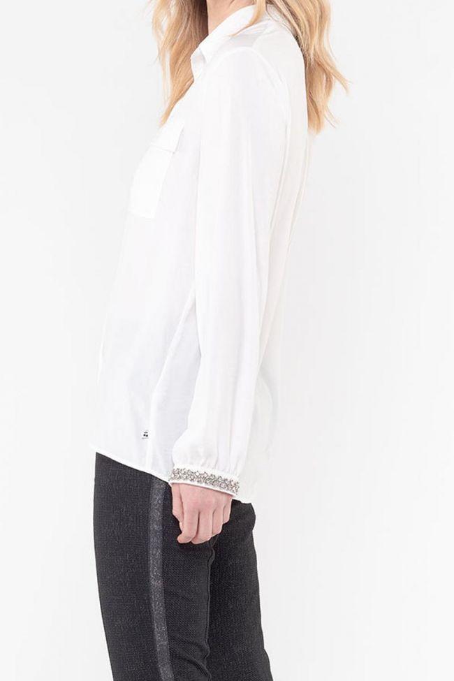Joana White Shirt