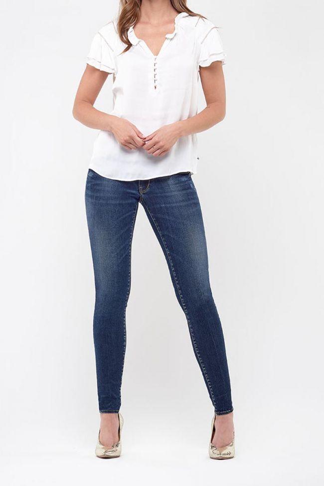 Lisa white top