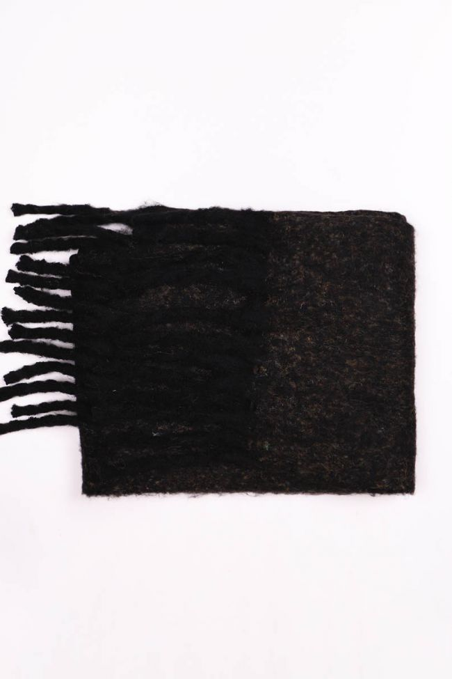 Écharpe Morena noire