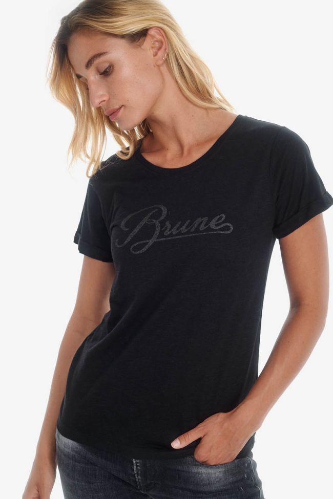 T-Shirt Newbrond noir