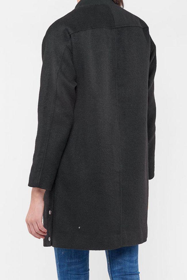 Wild Black Coat