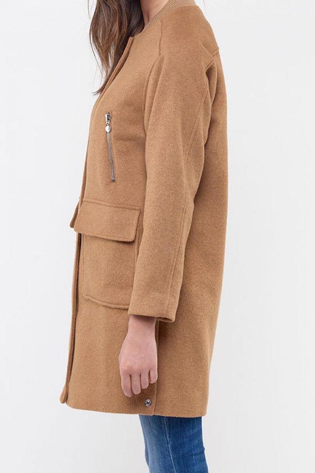 Wild Caramel Coat