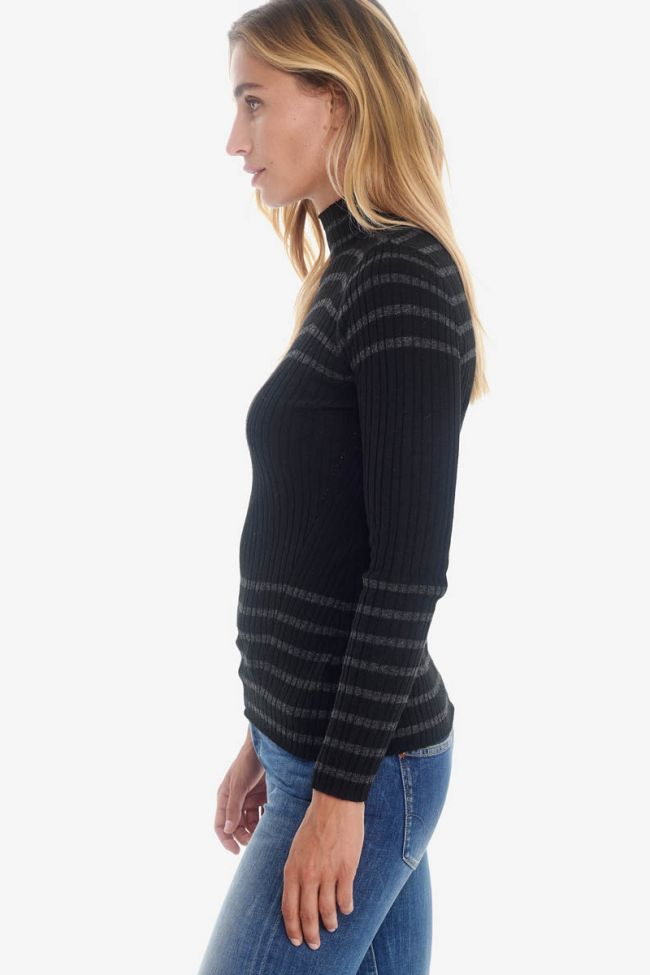 Yumy black Pullover