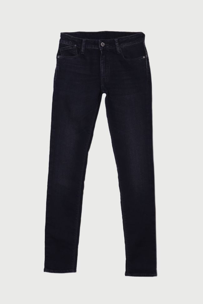 Blue and Black Pulp Jeans