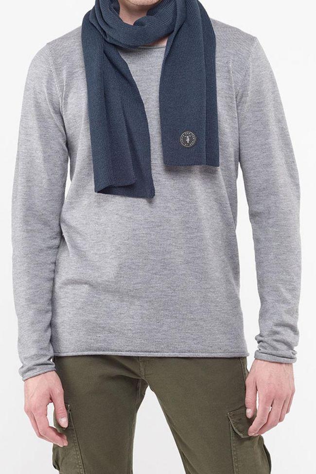 Navy blue Carter scarf