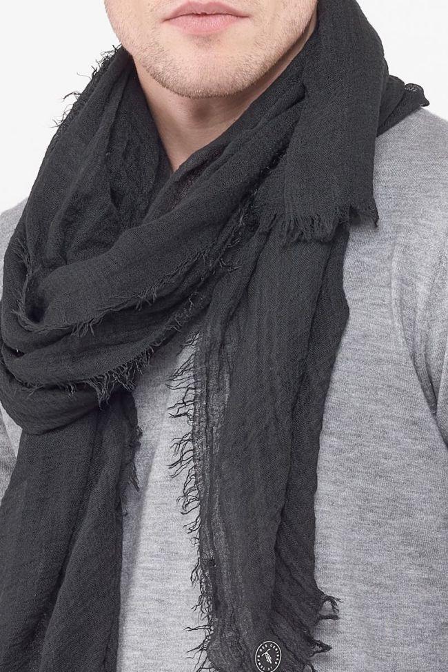 Foulard Clay Noir