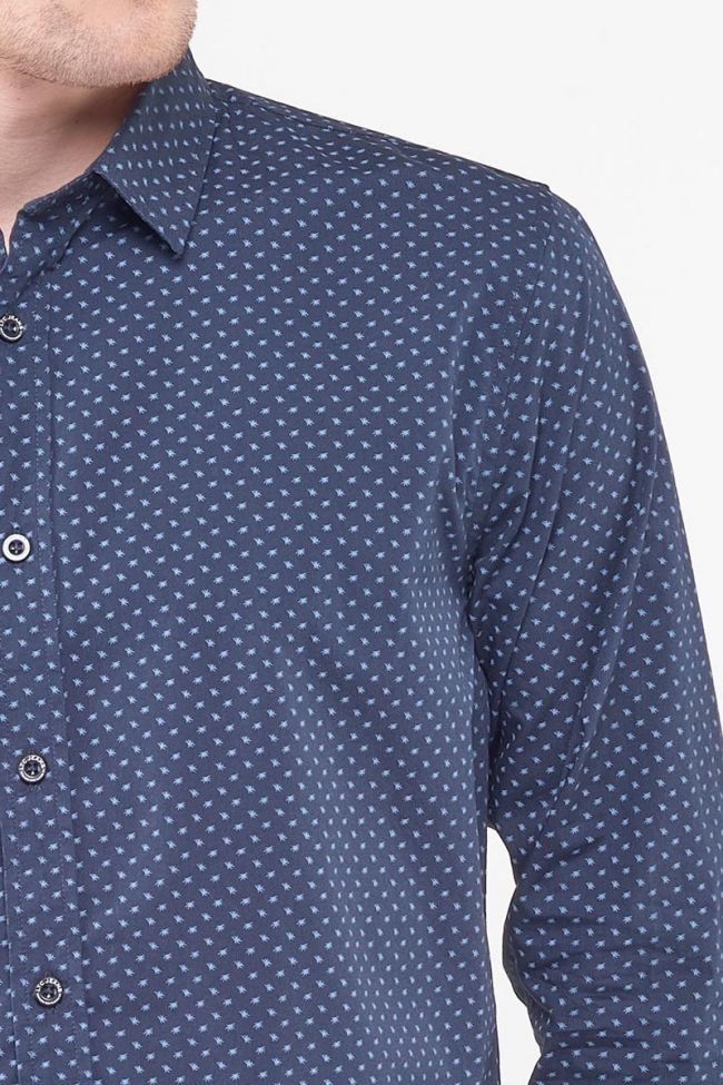 Elvis Blue Shirt