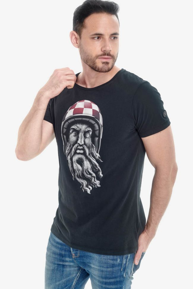 Minos Black T-Shirt