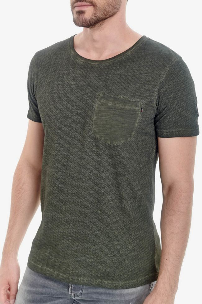 T-Shirt Morice kaki