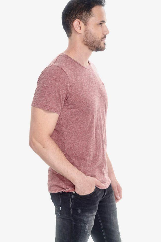 Vadim Mottled Red T-Shirt