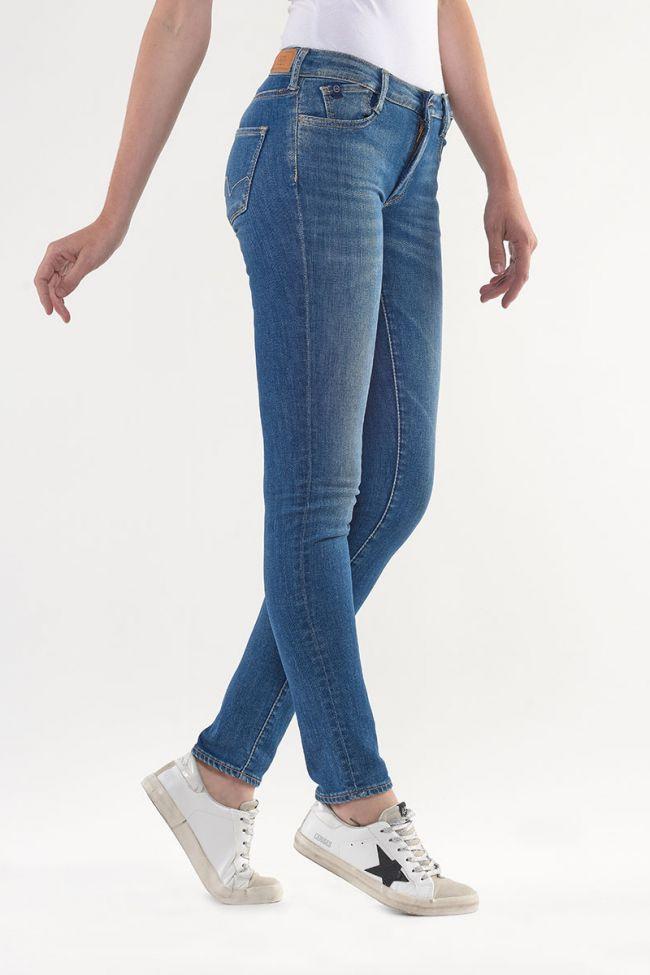 Jeans Power Skinny Bleu