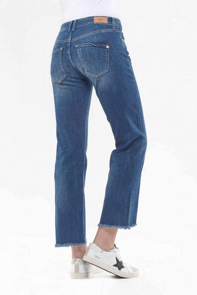 Precious regular high waist short jeans blue N°2