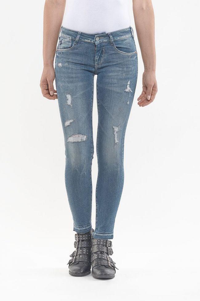 Pulp Skinny Jeans 7/8th Vintage Blue