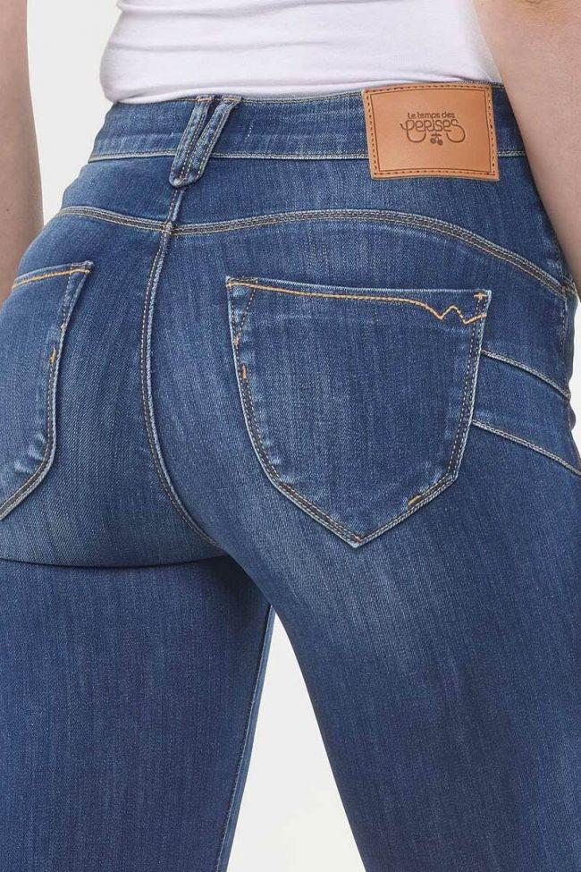 Pulp Regular High Waist Jeans Blue