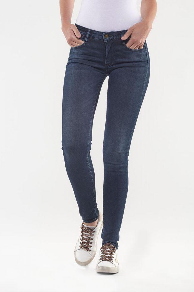 Jeans Ultra Power Skinny Bleu Noir