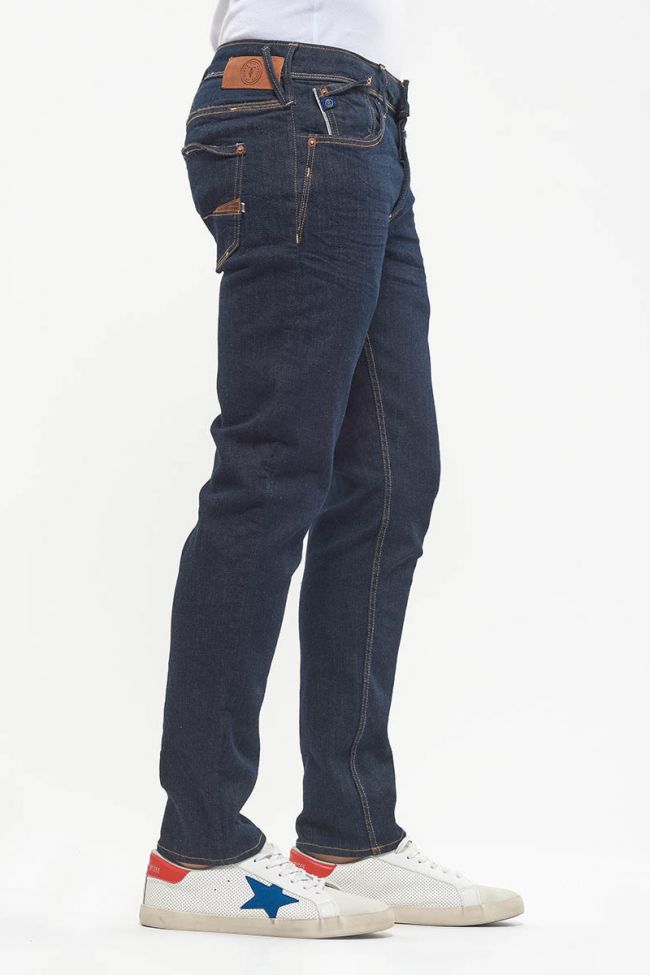 600/17 adjusted jeans raw blue N°0