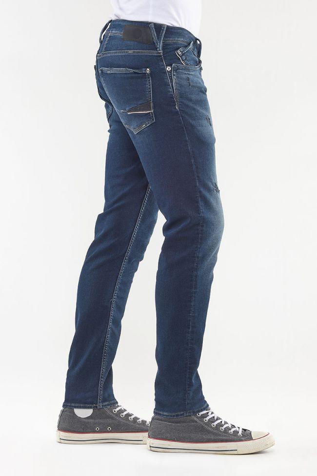 Jeans 600/17 Blue Jogg Bleu Noir