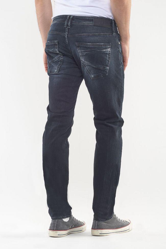 Jeans 700/11 slim super stretch bleu-noir N°1