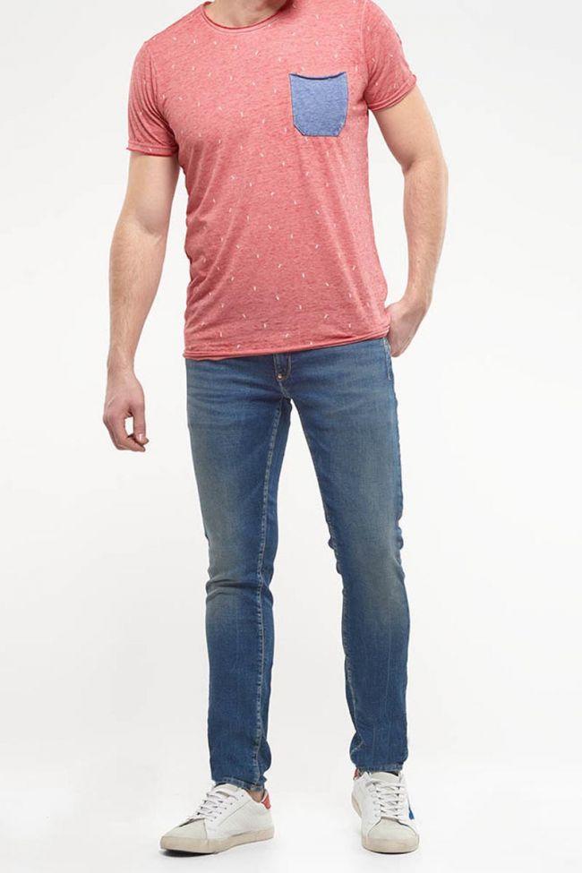 Jeans 700/11 slim Jogg 7/8ème bleu N°2
